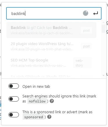link-wordpress