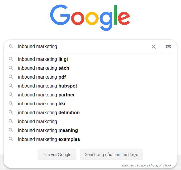 Tìm hiểu inbound marketing
