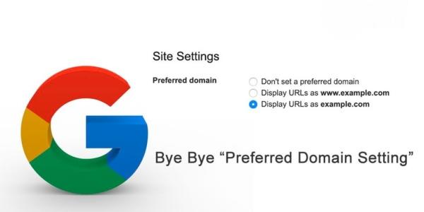 Preferred Domain Setting