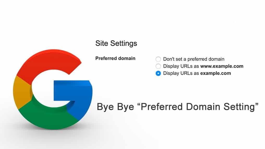 Preferred Domain Setting
