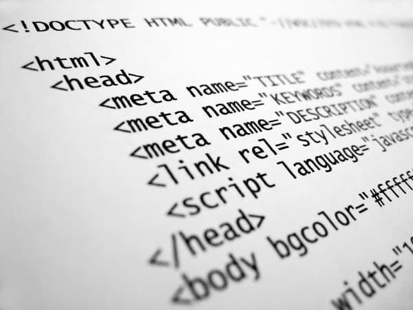 HTML yếu tố không thể thiếu.