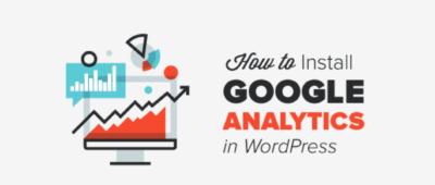 Cách thêm Google Analytics vào Website WordPress