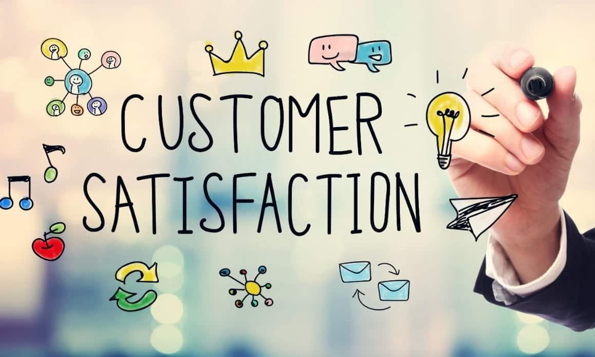 Doanh nghiệp không đáp ứng đúng nhu cầu của khách hàng