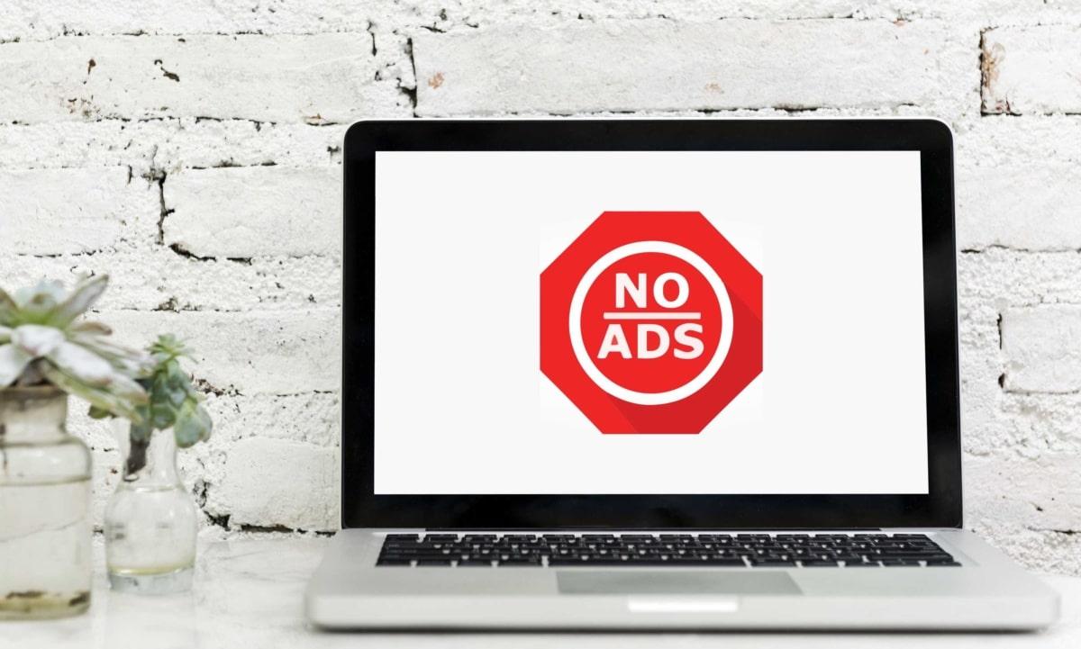 Hạn chế tối thiểu quảng cáo trên các trang website