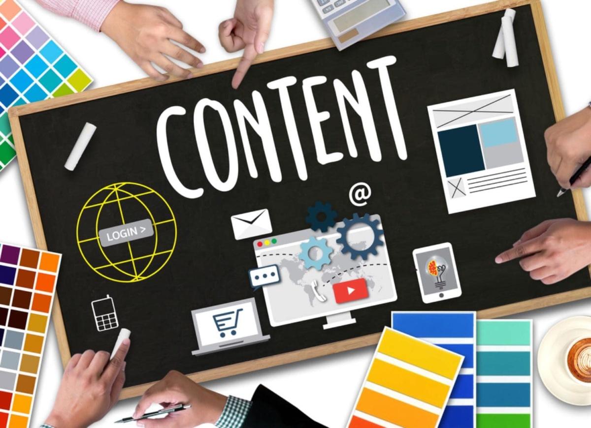 Nội dung mỏng là một trong những sai lầm phổ biến trong thiết kế web