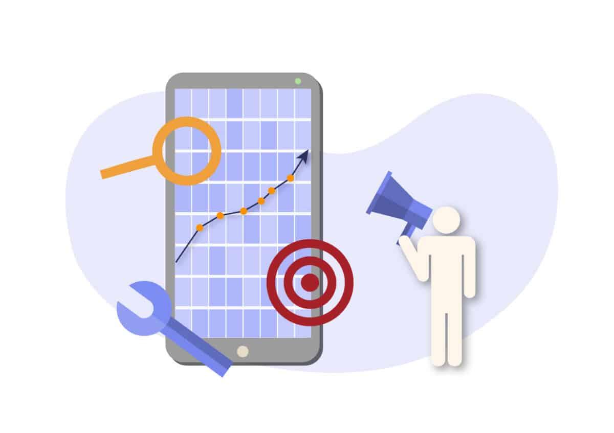 SEO Mobile đảm bảo nội dung hiển thị trên di động giống với trên trang web