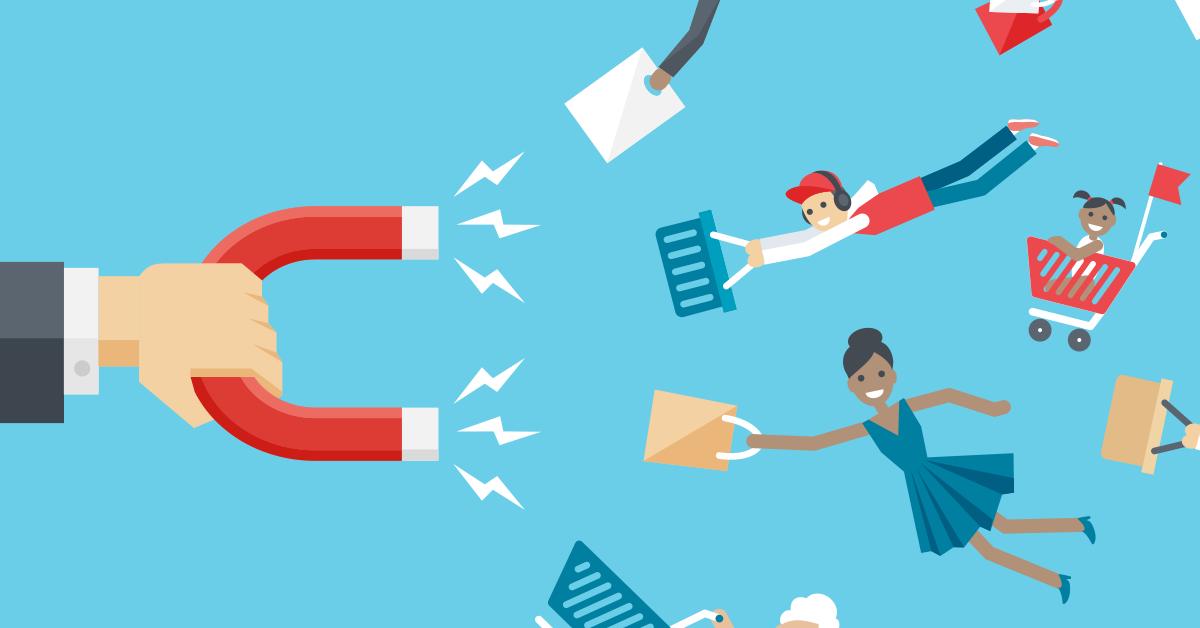 Sử dụng một chiến lược SEO nội dung cho tất cả các khách hàng