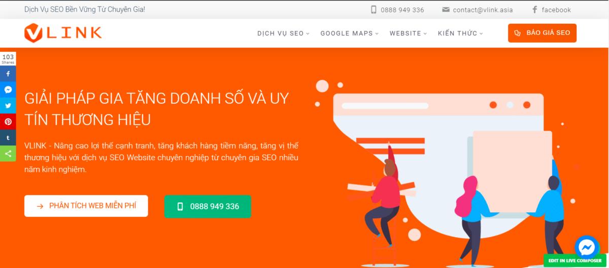 Tầm quan trọng của thẻ Heading 1 trong thiết kế website