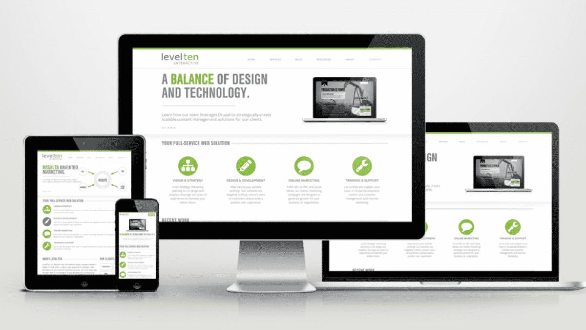 Tối ưu SEO Website hiển thị trên tất cả mọi giao diện kể cả thiết bị di động