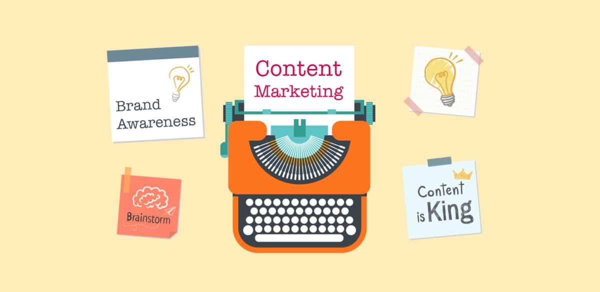 Chiến lược SEO hiệu quả năm 2021 là Xây dựng nội dung thương hiệu