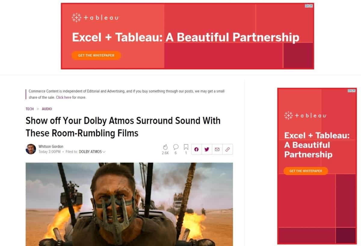 Đặt các banner trên các trang web chất lượng và uy tín