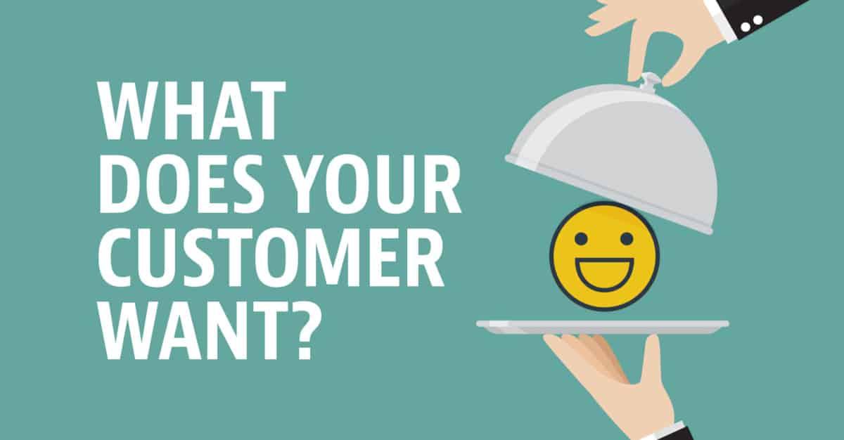 Đặt mình vào vị trí khách hàng để xem họ sẽ tìm kiếm những từ khóa nào