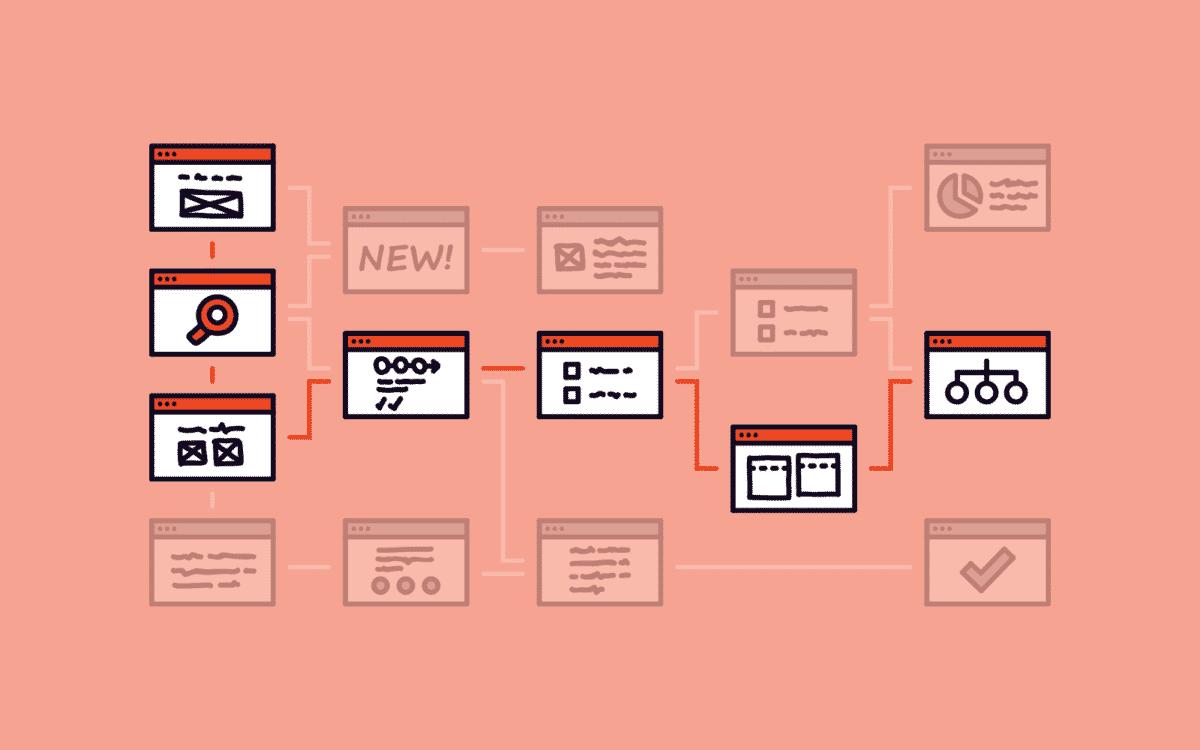 Tối ưu hoá cấu trúc trang web giúp điều hướng và trải nghiệm người dùng tốt hơn