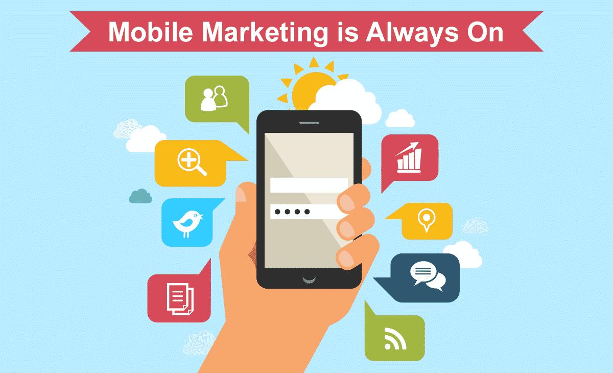 Tối ưu hóa hiển thị trên di động và các chiến dịch Mobile Marketing