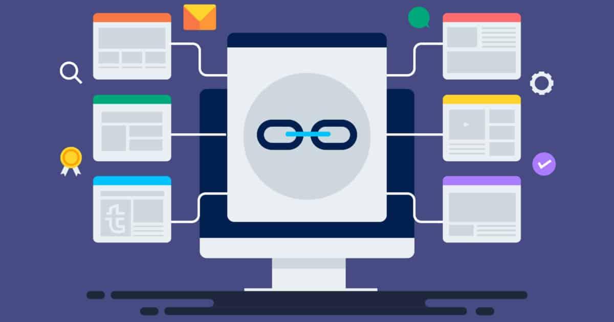 Xây dựng các liên kết nội bộ cấu trúc website chặt chẽ và liên quan với nhau