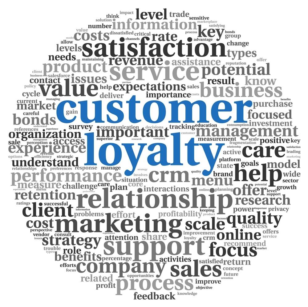 """Thuật ngữ """"lòng trung thành của khách hàng"""" - Customer Loyalty là gì?"""