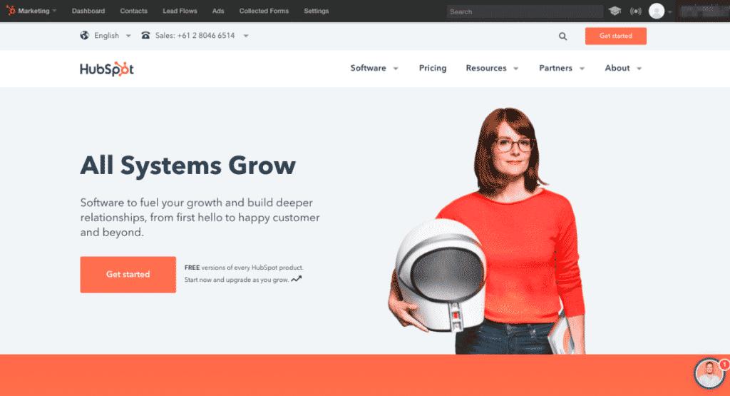 HubSpot tạo ra khái niệm Inbound Markting
