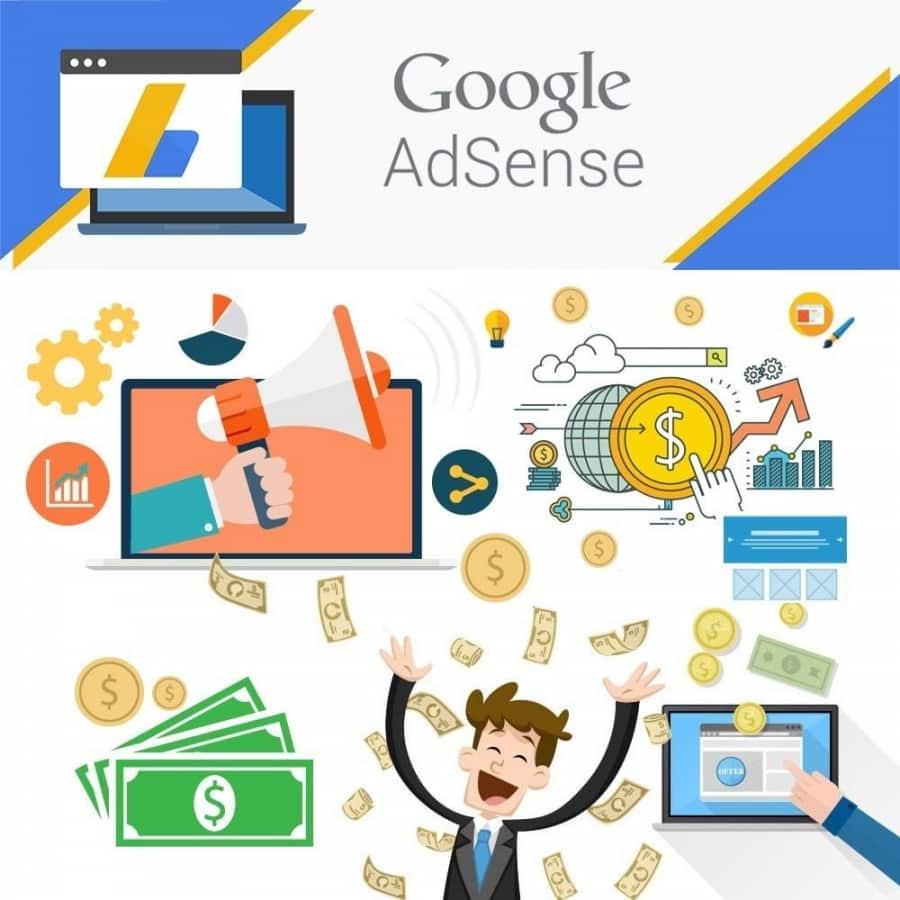Kiếm tiền Online với Google Adsense có tốt không?