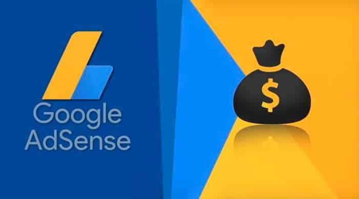 Kiếm tiền từ Google Adsence