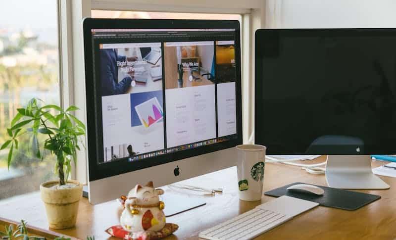 Nội dung chất lượng và bề dày của trang web