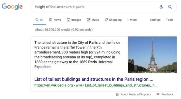 Google có thể hiểu được truy vấn nhờ vào RankBrain (Nguồn ảnh: Internet)